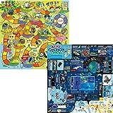 アーテック 幼児 子供 向け すごろく ゲーム ( 水族館&動物園) 2個セット