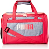 PUMA girls Puma Evercat Transformation Jr Duffel Duffel Bags - pink - One Size