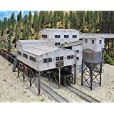 Walthers Cornerstone HO Scale Model Diamond Coal Corporation, 49.2 by 33.4 by 19cm