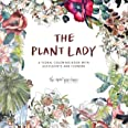 Plant Lady: A Coloring Book