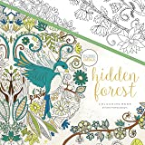 "KaiserColour Perfect Bound Coloring Book 9.75""X9.75""-Hidden Forest"