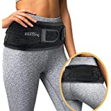 Sacroiliac Hip Belt for Women and Men That Alleviate Sciatic, Pelvic, Lower Back and Leg Pain, Stabilize SI Joint | Trochante