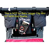 Booyah Strollers Stroller Organiser for Child and Large Pet Stroller.