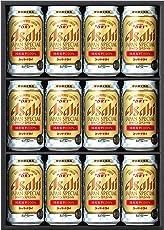 【ギフト限定】アサヒスーパードライ ジャパンスペシャル缶ビールセット(JS-3N) 350ml×12本入