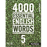4000 ESSENTIAL ENGLISH WORDS 5: Student Book W/ STUDENT DIGITAL MATERIALS 2nd edition