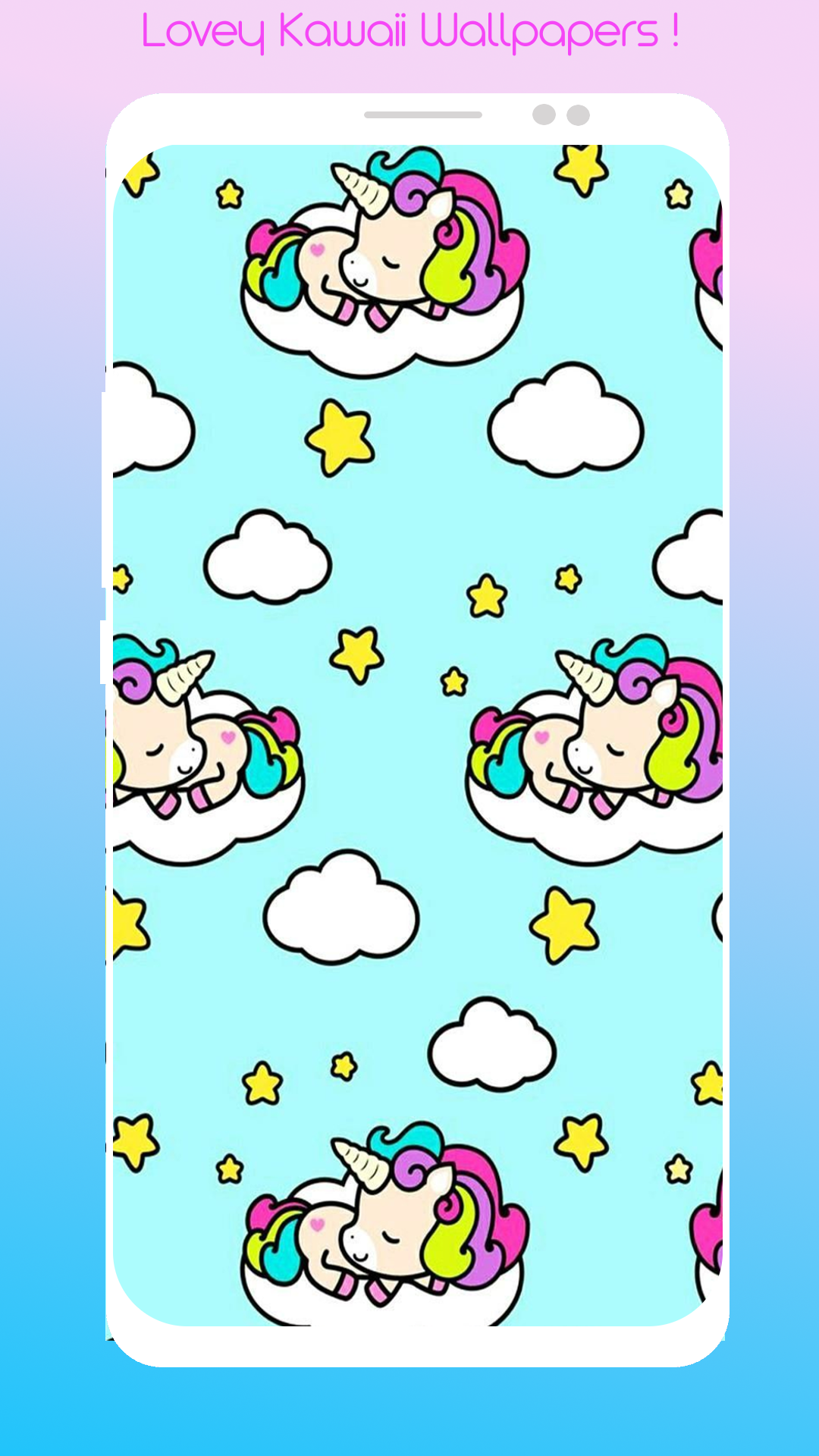 Amazon Co Jp Cutest Kawaii Wallpapers And Backgrounds For Girls