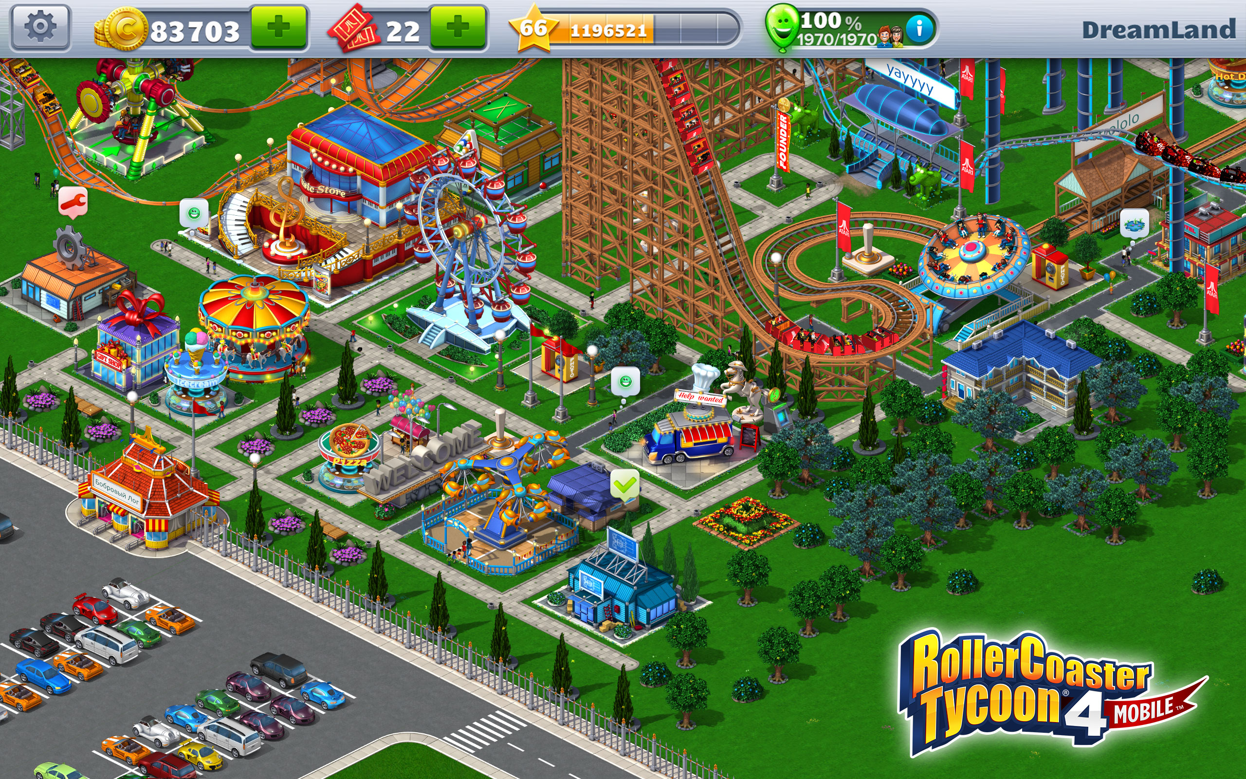 rollercoaster tycoon free download windows 10