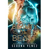 Beauty and the Alien Beast: A SciFi Alien Warrior Romance (Galaxy Alien Warriors)
