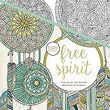 Kaisercraft Free Spirit Colouring Book