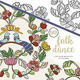 Kaisercraft Folk Dance Colouring Book
