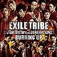 BURNING UP (SG+DVD)