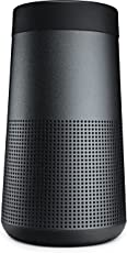 Bose SoundLink Revolve Bluetooth speaker ポータブルワイヤレススピーカー トリプルブラック