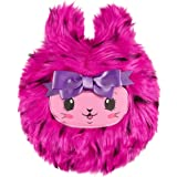 """Pikmi Pops Cheeki Puffs - Fuzzin The Bunny - 1pc Large 7"""" Collectible Scented Shimmer Plush Toy in Perfume with Surprises"""