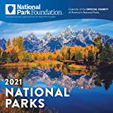 National Park Foundation 2021 Calendar