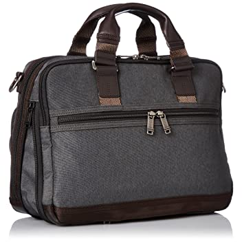 Alpha Bravo Andersen Slim Commuter Brief 222640: Anthracite