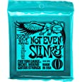 Ernie Ball Not Even Slinky Nickel Wound Set.012 - .056