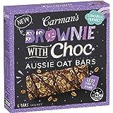 Carman's Bar Aussie Oats Choc Brownie, 180 g, Choc Brownie
