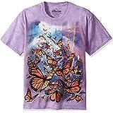 The Mountain Monarch Butterflies Adult T-Shirt