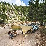 Slumberjack SJK Roadhouse Tarp, Hunting Camping & Overland Shelter Protects from Rain & Sun