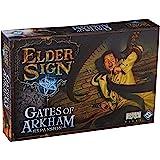 Fantasy Flight Games Elder Sign The Gates of Arkham Board Games