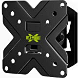 USX Mount TV Wall Mount Monitor Mount Bracket with Adjustable Tilt Swivel for 10inch to 26inch LED LCD OLED TVs and Monitors