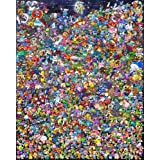 Children Adult Educational Toys Japanese Anime Pokemon 1000 Piece Wooden Puzzle