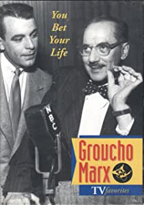 Groucho Marx: You Betyour Life [DVD]