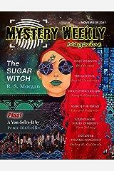 Mystery Weekly Magazine: November 2017 Kindle Edition