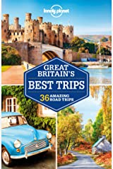 Lonely Planet Great Britain's Best Trips (Travel Guide) Kindle Edition
