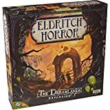 Fantasy Flight Games EH07 Eldritch Horror the Dreamlands Expansion Strategy Game