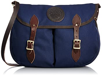 Double Shell Bag B-123: Navy