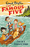 Five On A Treasure Island: Book 1 (Famous Five series) (English Edition)