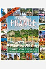 2020 365 Days in France Picture-A-Day Calendar Calendar