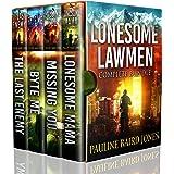 Lonesome Lawmen: The Complete Bundle  (1-4)