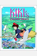 Kiki's Delivery Service Picture Book Hardcover