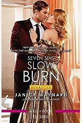 Slow Burn (Dynasties: Seven Sins) Kindle Edition