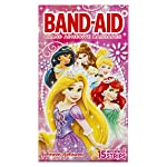 Band-Aid Character Strips Disney Princesses 15
