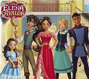 ディズニー  iPhone/Androidスマホ壁紙(1440×1280)-1 - 『アバローのプリンセス エレナ』イザベル,マテオ,エレナ,ナオミ,ゲイブ