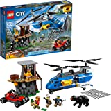 LEGO City Mountain Arrest 60173 Building Kit (303 Pieces) (Discontinued by Manufacturer)