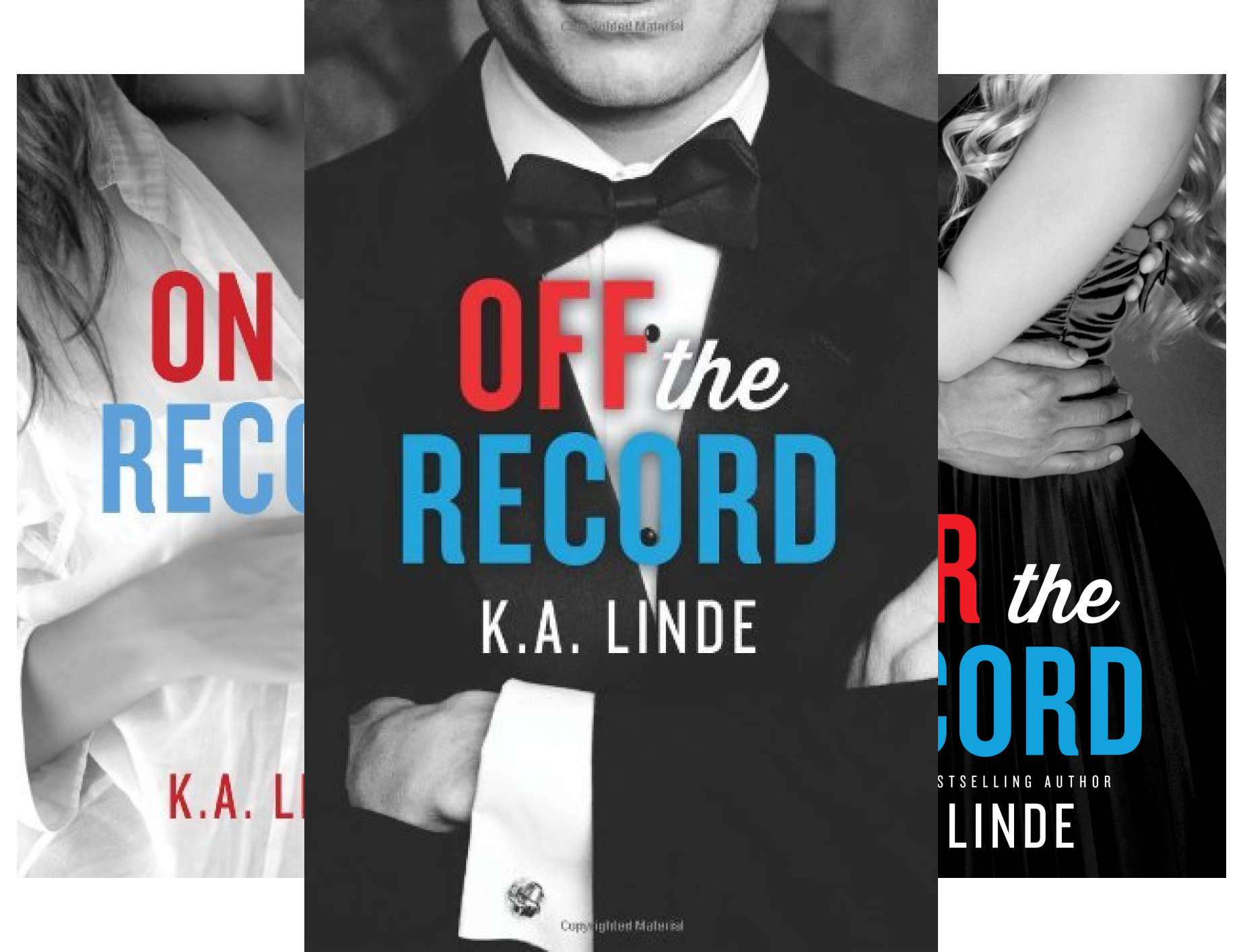 The Record Series (4 Book Series)
