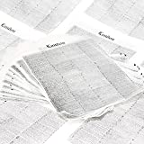 Avant Grub Deli Paper 300 Sheets. Turn Your Backyard Fish Fry Party into a British Pub with Newsprint Food Wrapping Papers. W