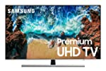 "Samsung UN55NU8000FXZA Flat 55"" 4K UHD 8 Series Smart TV 2018"