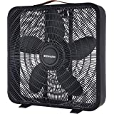 DIMPLEX 50 cm Box Fan - Black Finish (DCBOX50MB)