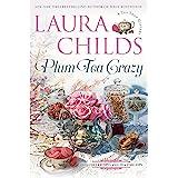 Plum Tea Crazy (A Tea Shop Mystery Book 19)