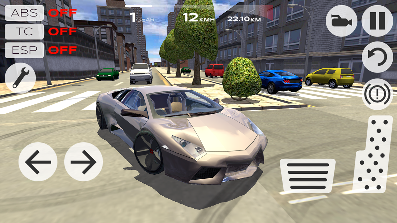 play city car driving simulator online
