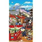 スヌーピー iPhoneSE/5s/5c/5(640×1136)壁紙 スヌーピー イン ジャパン