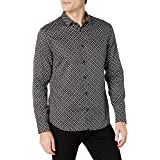 A|X Armani Exchange Men's Long Sleeve Button Down