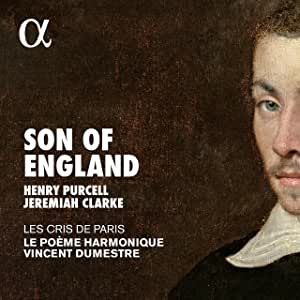 Clarke/Purcell: Son of England