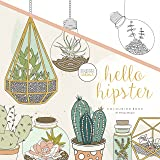 Kaisercraft CL513 Hello Hispter Colouring Book