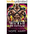 Wicked: A Sci Fi Alien Romance (Society of Savages Book 1)